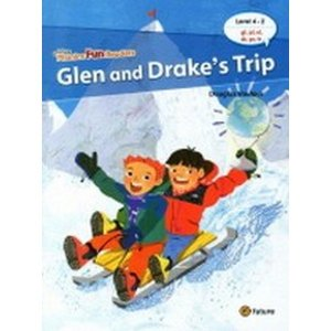 Phonics Fun Readers 4-2 : Glen and Drake's Trip (Paperback  CD 1 포함)-Phonics Fun Readers