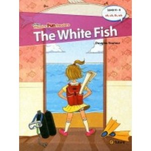 Phonics Fun Readers 4-4 : The White Fish (Paperback  CD 1 포함)-Phonics Fun Readers