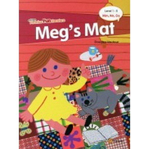 Phonics Fun Readers 1-5 : Meg's Mat (Paperback  CD 1 포함)-Phonics Fun Readers