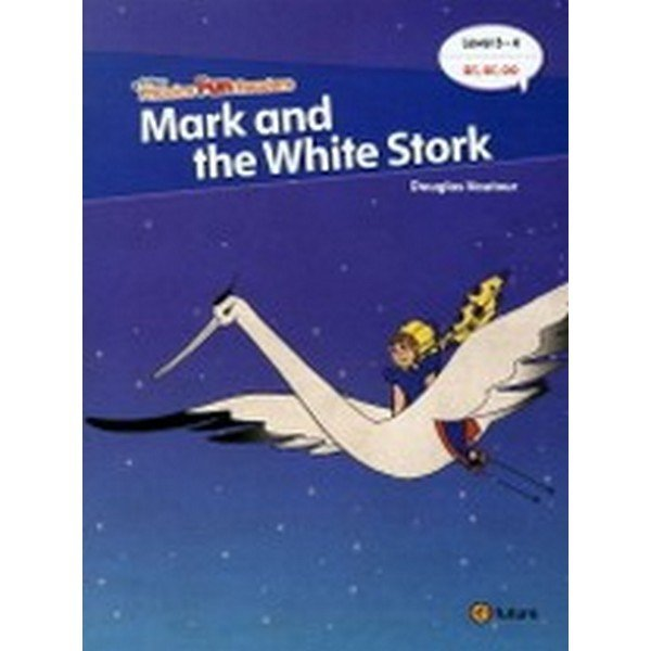 Phonics Fun Readers 5-4 : Mark and the White Stork (Paperback  CD 1 포함)-Phonics Fun Readers