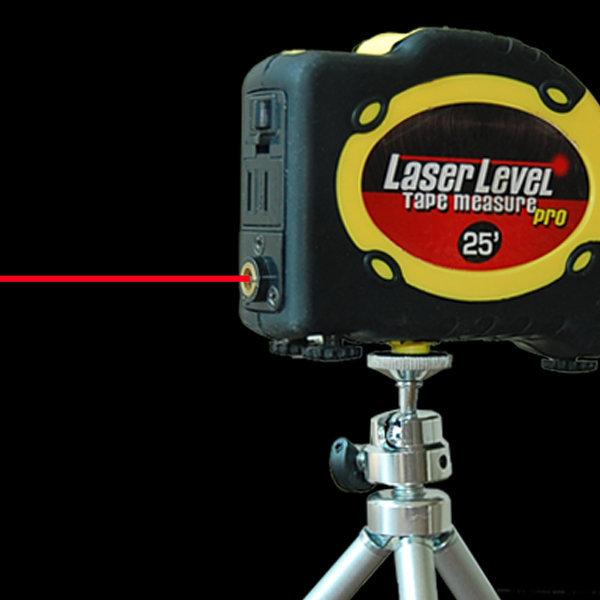 간편한 레이저수평자 줄자 공구 수평기 레벨기 수평계