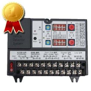 2채널 차량 검지기/디텍터/VDS/DET-200/02-825-6587