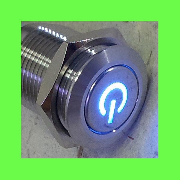 방수스위치 LED스위치 전원표시스위치 원표시램프
