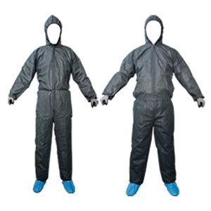 일회용 원피스 투피스 작업복 보호복 방제복 방진복