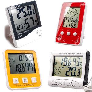 무료배송/디지털 온습도계/전자/실내외/온도계/탕온계