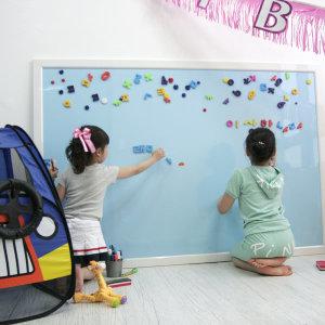 친환경 칼라 자석보드 자석칠판 화이트보드 아기 유아
