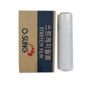 오성 스트레치필름 포장 랩 비닐 필름 보호 공업 산업