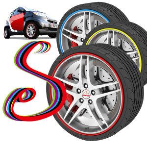 휠프로텍터 림블레이드_타이어 자동차튜닝 차량용품