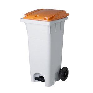 음식물쓰레기통120페달/음식물쓰레기통/