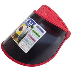 자외선99.99%차단 기능성 썬캡/기어식 각도조절 장치