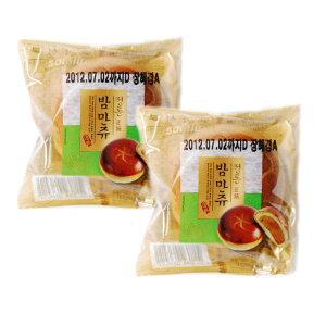 밤만쥬/사과맛쿠키/삼립/과자/간식/누네띠네/딸기맛임