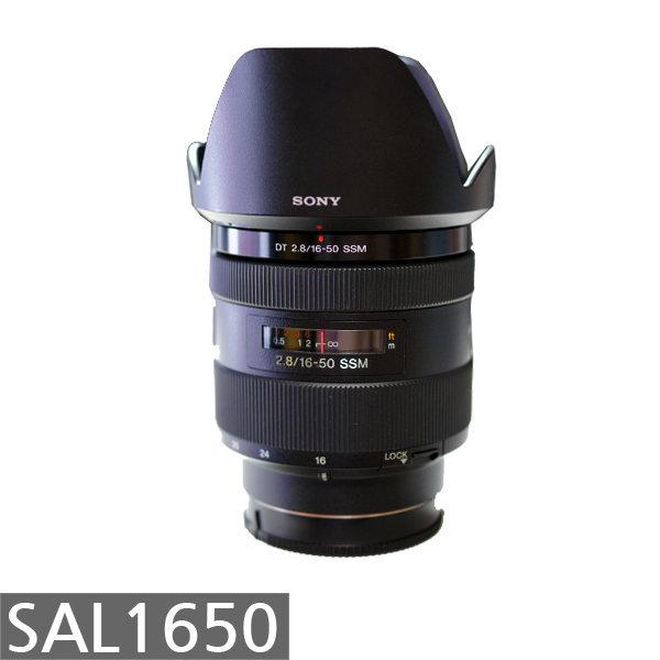소니정품 SAL1650 DT 16-50mm F2.8 SSM /72mm