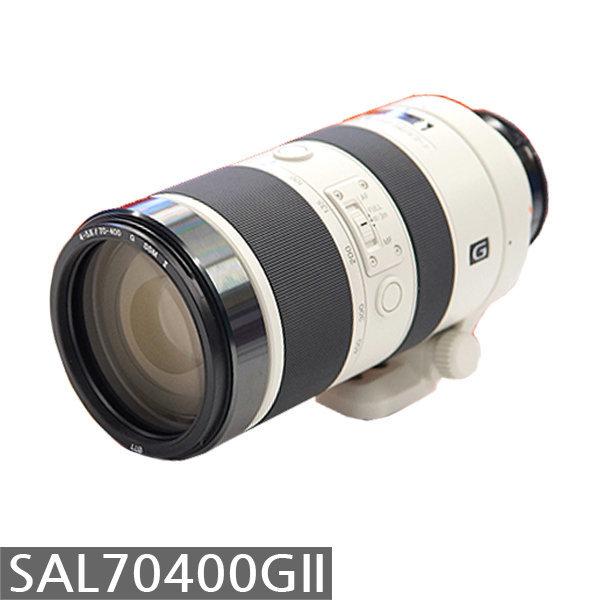 NY)소니정품SAL70400G 70-400mm F4-5.6 G SSM II/77mm