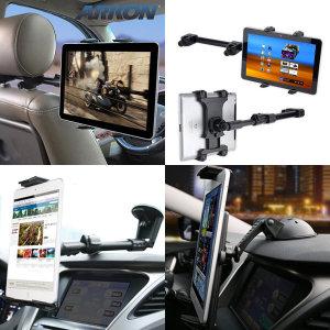 테블릿PC 차량용거치대 아이패드 에어 갤럭시탭 G패드