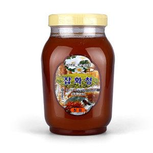 청림 잡화청 2.4kg  잡화꿀 꿀