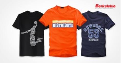 [버클리클] 남녀공용 반팔 티셔츠