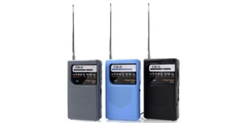 AMFM 휴대용 라디오/등산/재난