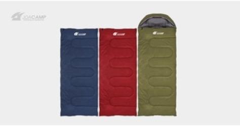 조아캠프 동계용 침낭 2kg