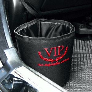 VIP 다용도포켓 차량용 휴지통 더스트백 대용량YKM