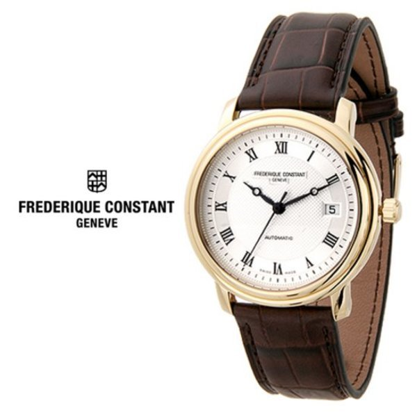 [FREDERIQUECONSTANT] (백화점상품권5만원증정)프레드릭콘스탄트(FREDERIQUE CONSTANT) 클래식 오토매틱 남성 (FC-303MC3P5/본...