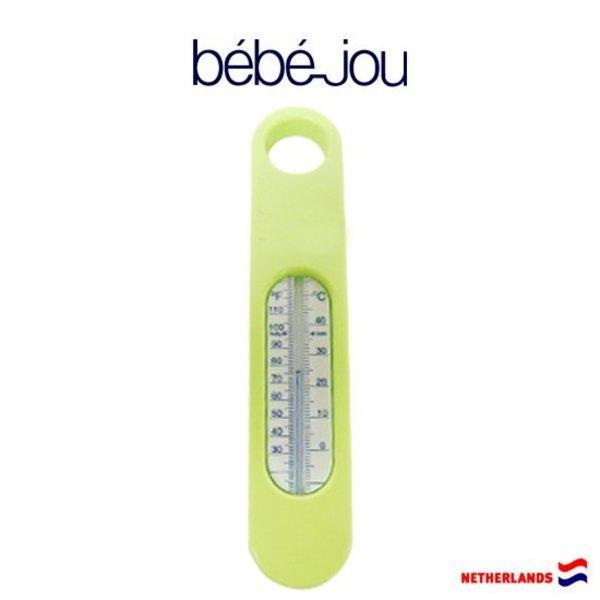 베베쥬 목욕물 온도계_라임