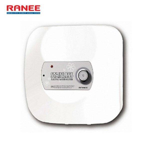 린나이서비스  라니 저장식 전기온수기 REW-153S (15ℓ/스테인레스/다이얼식/국산)