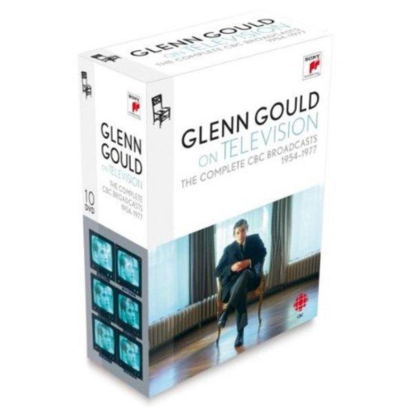 TV에비친 글렌굴드 10 DVD
