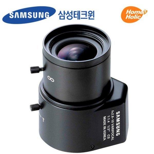 삼성  SLA-2810D 가변초점렌즈 2.8~10mm CS-Mount 박스(고정)카메라용 / CCTV DVR 감시카메라