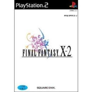 파이널판타지 X-2 (PS2) 한글판 중고