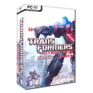 PC/DVD) 트랜스포머 : 워포사이버트론/멀티플레이지원