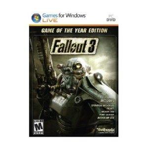 폴아웃 3 Fallout 3 GotY 에디션 / 코드 이메일전송