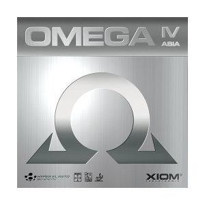 엑시옴 오메가4 아시아 / 내구성 향상 평면 러버
