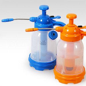 자동 압축 분무기(엔젤)1.8ℓ/물조루 분사기 물조루