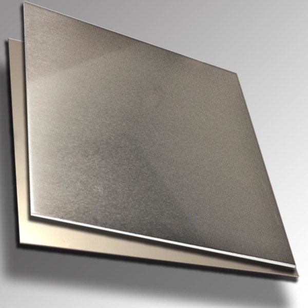 3T / 4T (두께 3-4mm) x 200 x 300 알루미늄 판 판재