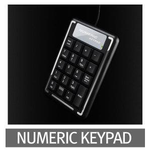 컴퓨터부품/USB 키패드 고급/키보드/노트북/데스트탑