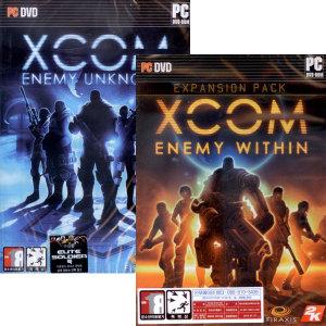 (PC-CODE) 엑스컴 (XCOM) 2종 합본패키지