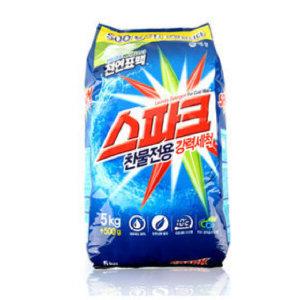 애경 스파크 5.5kg 세탁세제