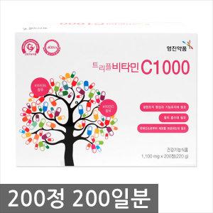 영진약품 트리플 비타민C 1000 200정 비타민D B복합