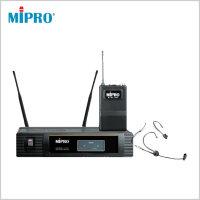 MR-801HS/MR-801HS/MIPRO/1채널헤드셋타입무선시스템