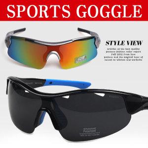 스포츠 고글 편광 선글라스 야구 자전거 낚시 용품
