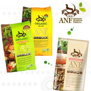 ANF 유기농 6kg/양고기/치킨/연어/오리/6 Free/전연령