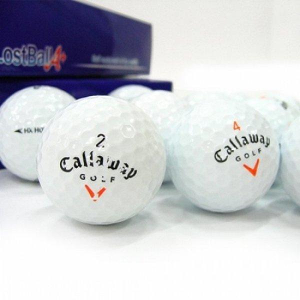 로스트볼 최대매장 캘러웨이 HX HOT A급 36알 박스포장