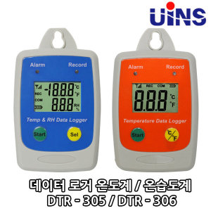 DTR-305 DTR-306 USB 데이터로거 온도계 온습도계