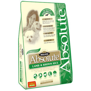 앱솔루트 홀리스틱 양고기와 유산균 14kg