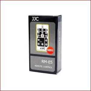 JJC RM-E5 무선 멀티리모콘 (전기종호환)