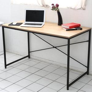 굿데스크 일자형 컴퓨터책상/학생책상(1200/1400)
