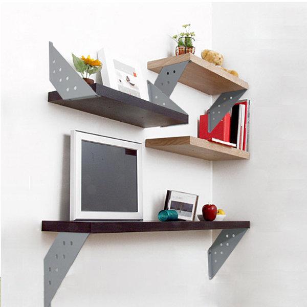 [프리메이드] 벽걸이선반/튼튼한설계/간편설치/수납선반