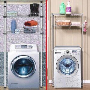 세탁기선반/감치냉장고선반 욕실선반 메탈 수납선반
