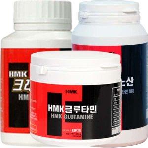 HMK크레아틴 글루타민 BCAA 필수아미노산 헬스 보충제