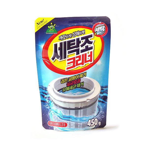 산도깨비 세탁조 크리너 450g